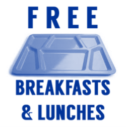 FREE BREAKFASTS AND LUNCHES!!!